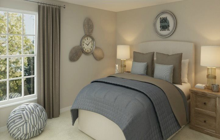 Bedroom featured in the Bradley By Lennar in Charlotte, SC