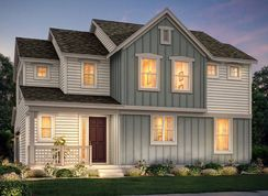 Ivy - Sterling Ranch - The Elements Collection: Littleton, Colorado - Lennar