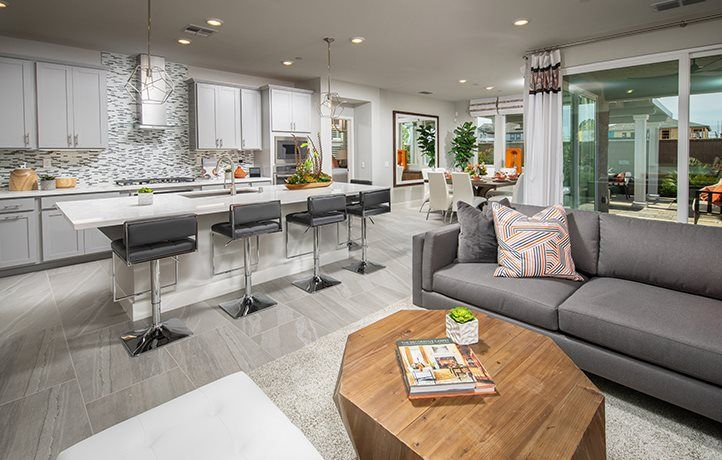Living Area featured in the Residence 1784 By Lennar in Sacramento, CA