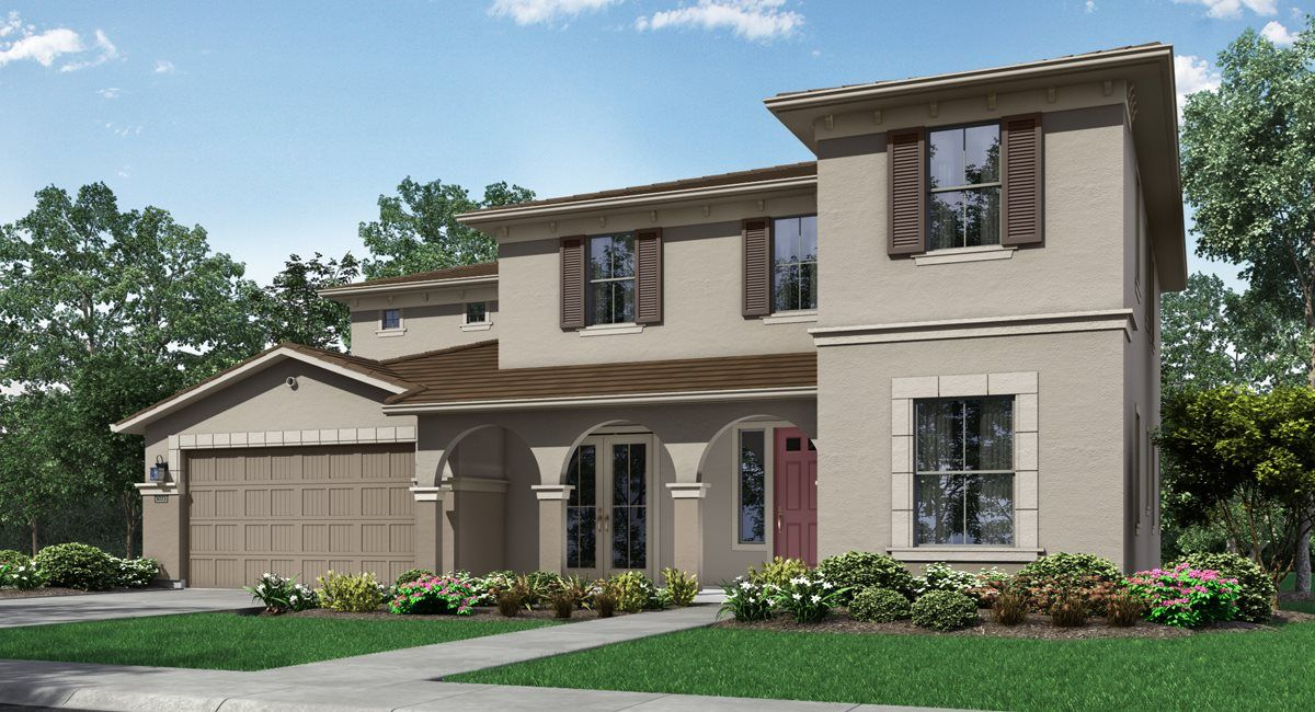 Exterior featured in the Residence 3023 By Lennar in Sacramento, CA