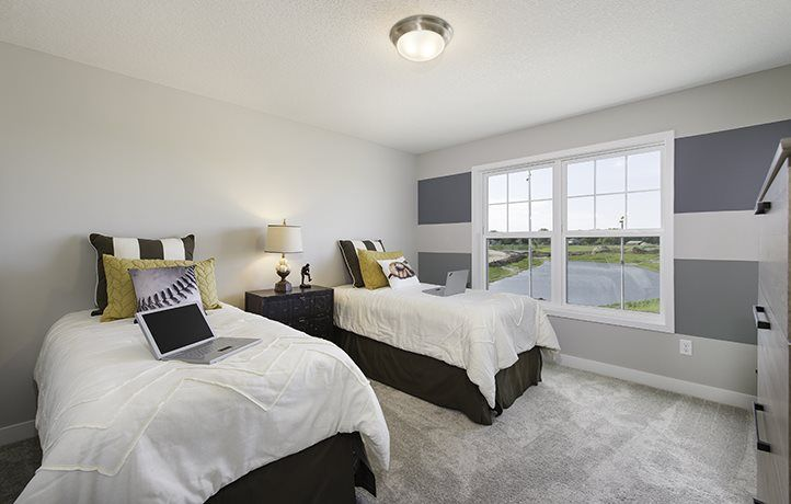 Bedroom featured in the Lewis EI By Lennar in Minneapolis-St. Paul, MN