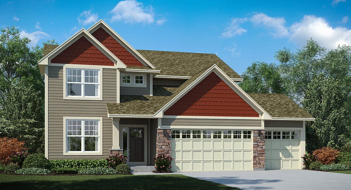 New Construction Homes & Plans in Apple Valley, MN | 1,872 ...