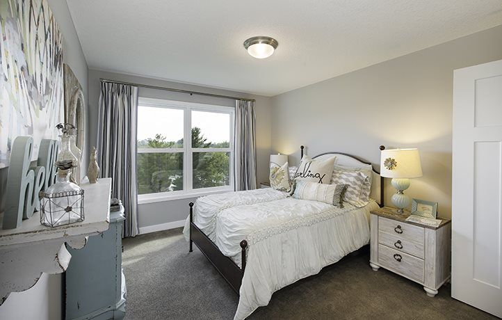 Bedroom featured in the Taylor EI By Lennar in Minneapolis-St. Paul, MN
