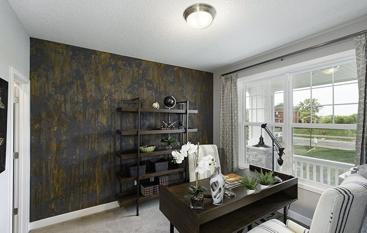 Living Area featured in the Taylor EI By Lennar in Minneapolis-St. Paul, MN