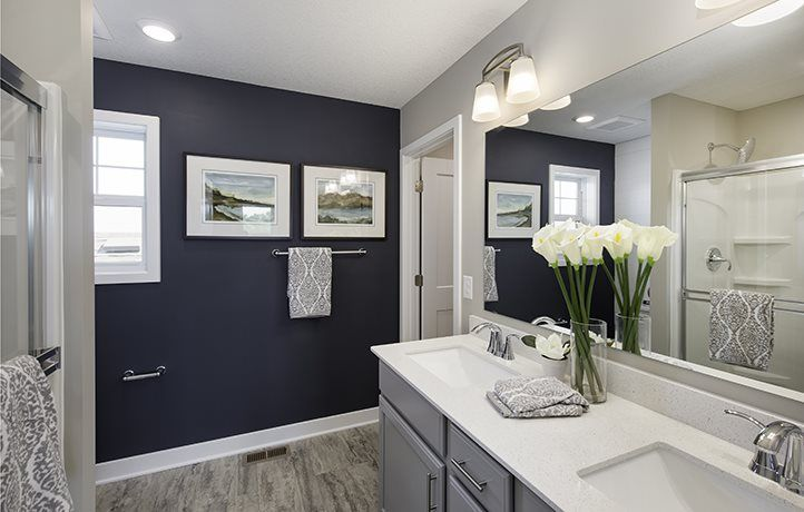 Bathroom featured in the Vanderbilt EI By Lennar in Minneapolis-St. Paul, MN