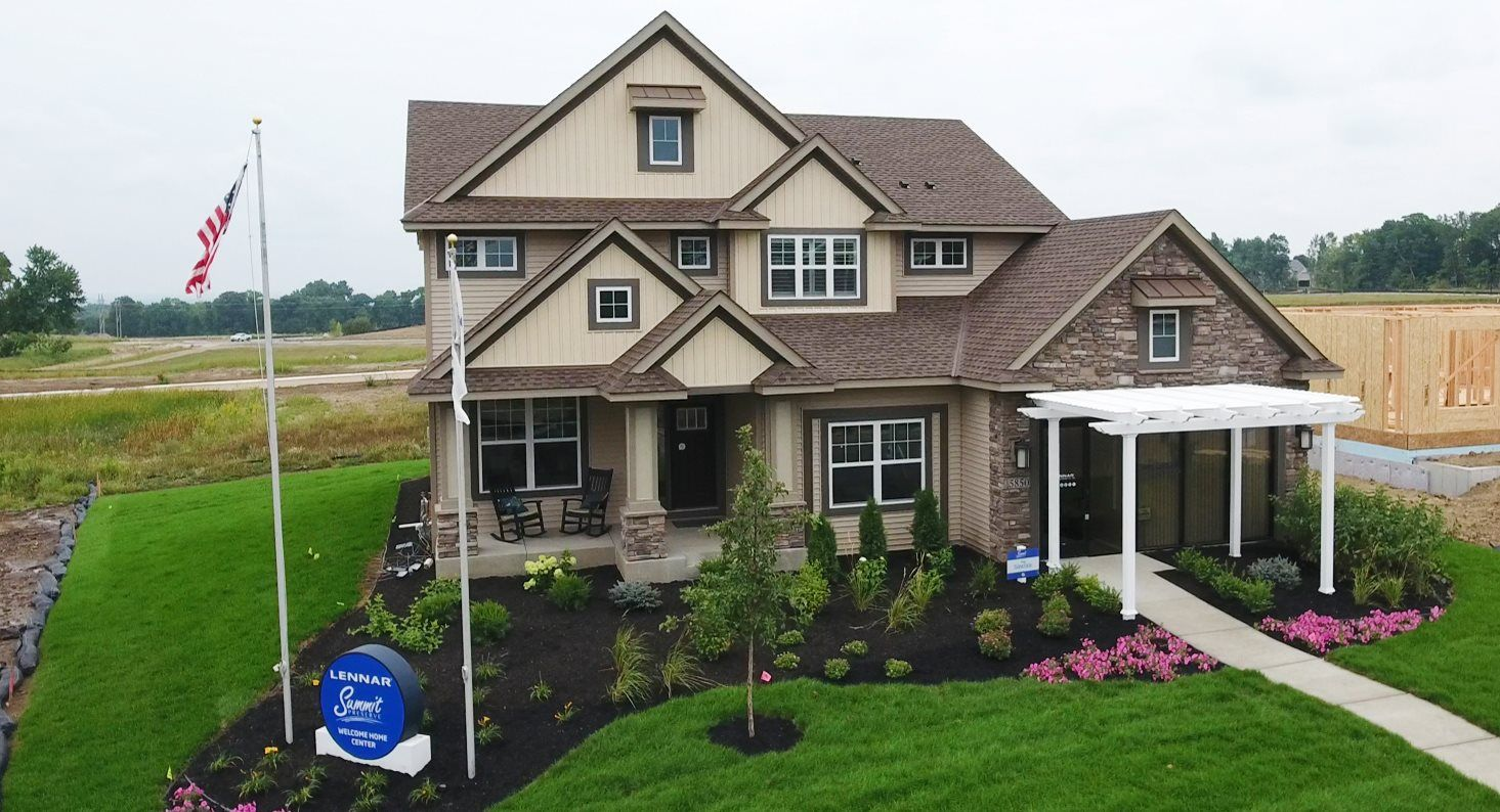 'Summit Preserve - Landmark Collection' by Lennar-Minnesota Homebuilding in Minneapolis-St. Paul