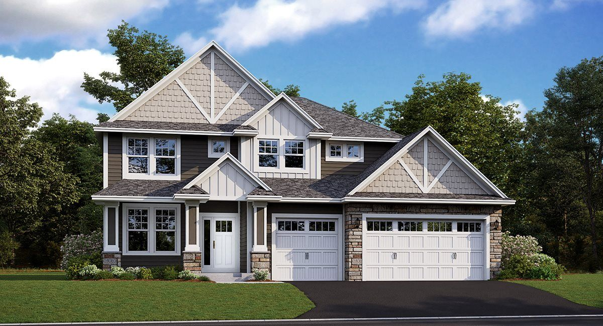 'Calarosa - Discovery Collection' by Lennar-Minnesota Homebuilding in Minneapolis-St. Paul