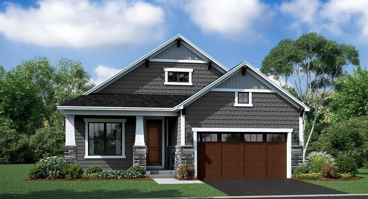 Exterior featured in the Birkdale By Lennar in Minneapolis-St. Paul, MN