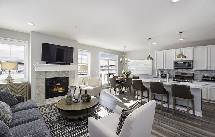 Living Area featured in the Richmond EI By Lennar in Minneapolis-St. Paul, MN