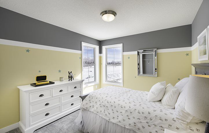 Bedroom featured in the Richmond EI By Lennar in Minneapolis-St. Paul, MN