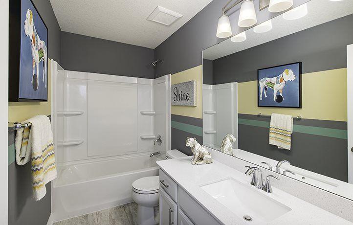 Bathroom featured in the Richmond EI By Lennar in Minneapolis-St. Paul, MN