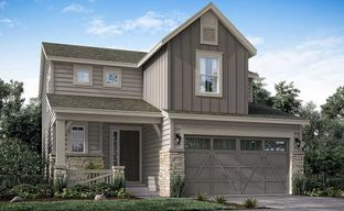 Waterstone - The Pioneer Collection by Lennar in Denver Colorado