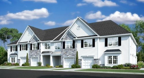 Monroe Parke - The Townes at Monroe Parke by Lennar in Middlesex County New Jersey