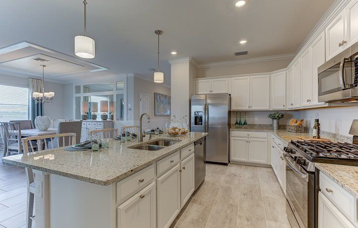 Kitchen featured in the SYLVESTER By Lennar in Punta Gorda, FL