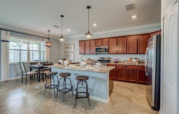 Kitchen featured in the FOXTAIL By Lennar in Punta Gorda, FL