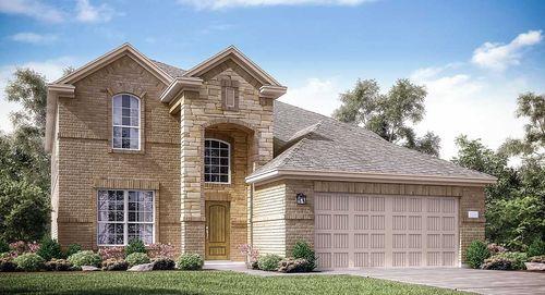 New Homes in Houston, TX Under $200K :: 203 Communities