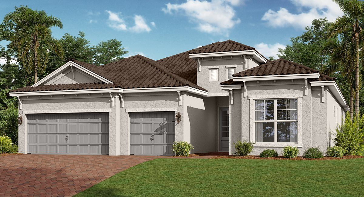 Exterior featured in The Summerville By Lennar in Punta Gorda, FL