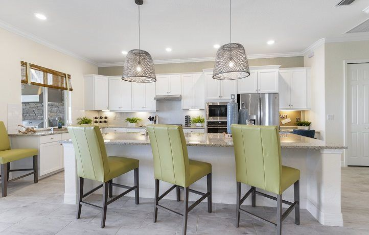 Kitchen featured in the Angelina By Lennar in Sarasota-Bradenton, FL