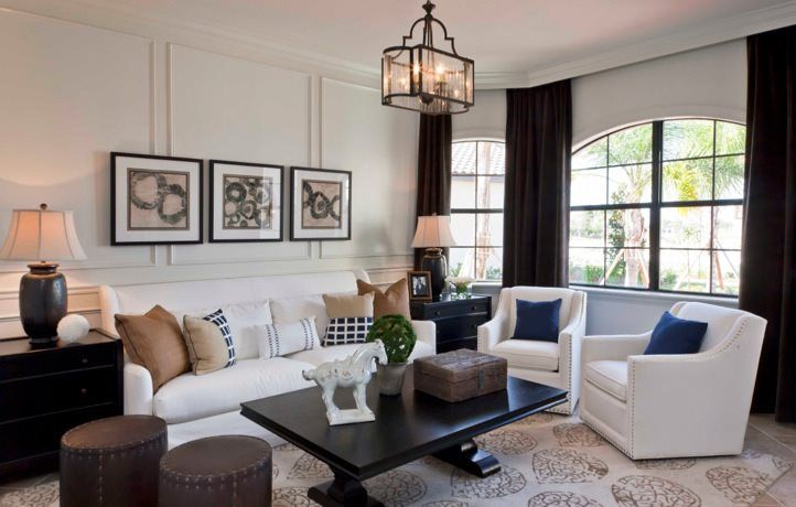 Living Area featured in The Chapel Hill By Lennar in Sarasota-Bradenton, FL