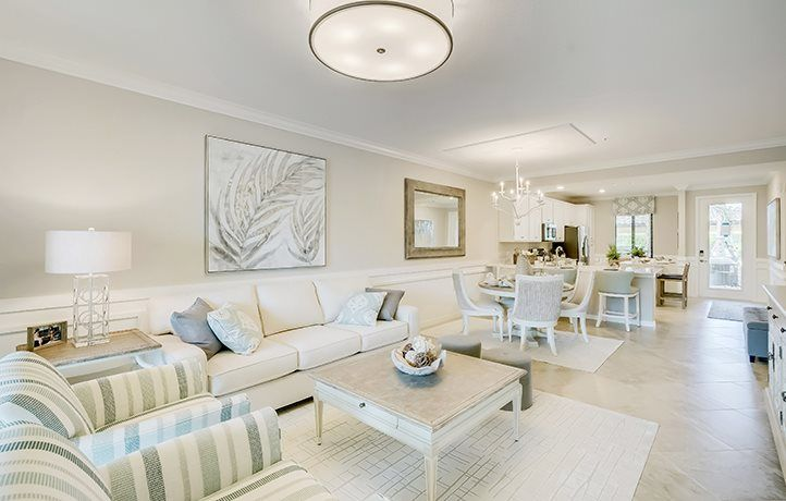Living Area featured in the Arbor By Lennar in Sarasota-Bradenton, FL