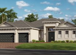 Sunset - The Place at Corkscrew - Estate Homes: Estero, Florida - Lennar