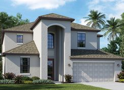 Monte Carlo - Portico - Executive homes: Fort Myers, Florida - Lennar