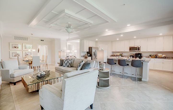 Living Area featured in the Amelia By Lennar in Fort Myers, FL