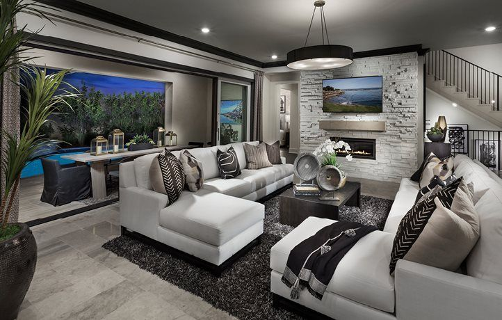 Living Area featured in the Residence 4X By Lennar in Orange County, CA