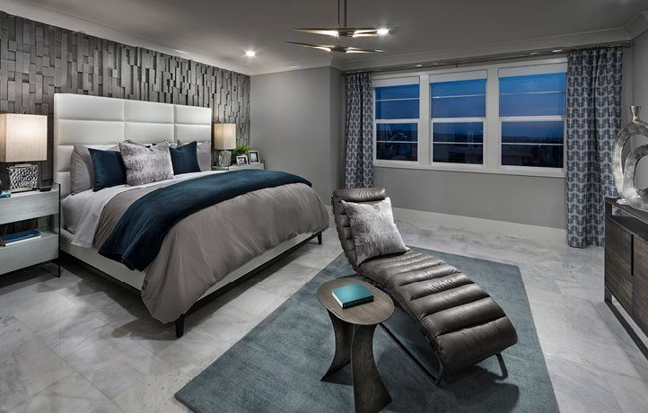 Bedroom featured in the Residence 3X By Lennar in Orange County, CA