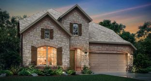 Luxor - Kingwood-Royal Brook - Icon Collection: Porter, Texas - Village Builders