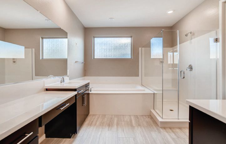 Bathroom featured in the Lyra By Lennar in Las Vegas, NV