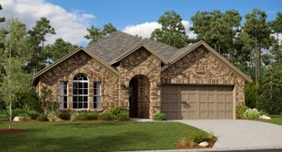 Buxton - Overland Grove 50's: Forney, Texas - Lennar