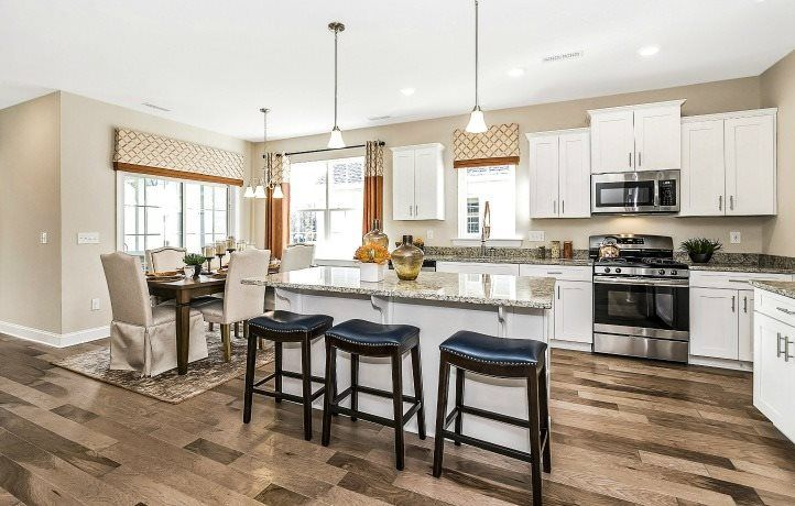 Kitchen featured in the Montauk By Lennar in Philadelphia, NJ