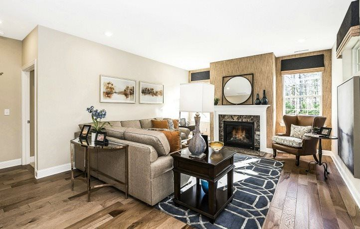 Living Area featured in the Montauk By Lennar in Philadelphia, NJ