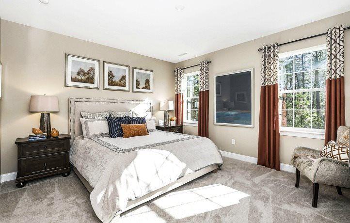 Bedroom featured in the Montauk By Lennar in Philadelphia, NJ