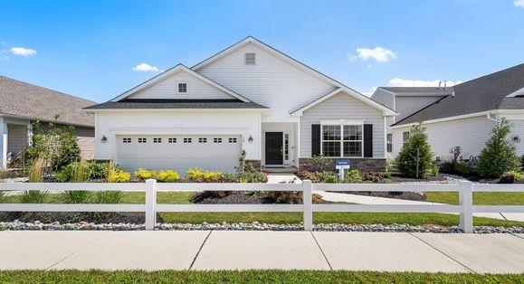 Saratoga Layout Home