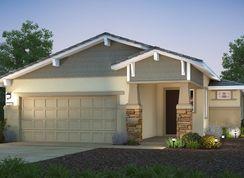 The Sapphire - Plan 1444 - Heritage El Dorado Hills - Mosaic: El Dorado Hills, California - Lennar