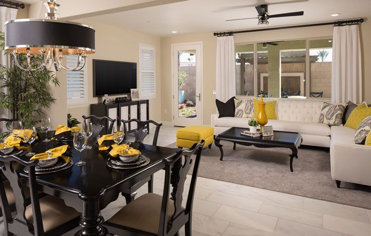 Living Area featured in The Emerald - Plan 1712 By Lennar in Sacramento, CA
