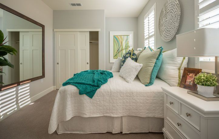 Bedroom featured in The Diamond - Plan 1784 By Lennar in Sacramento, CA