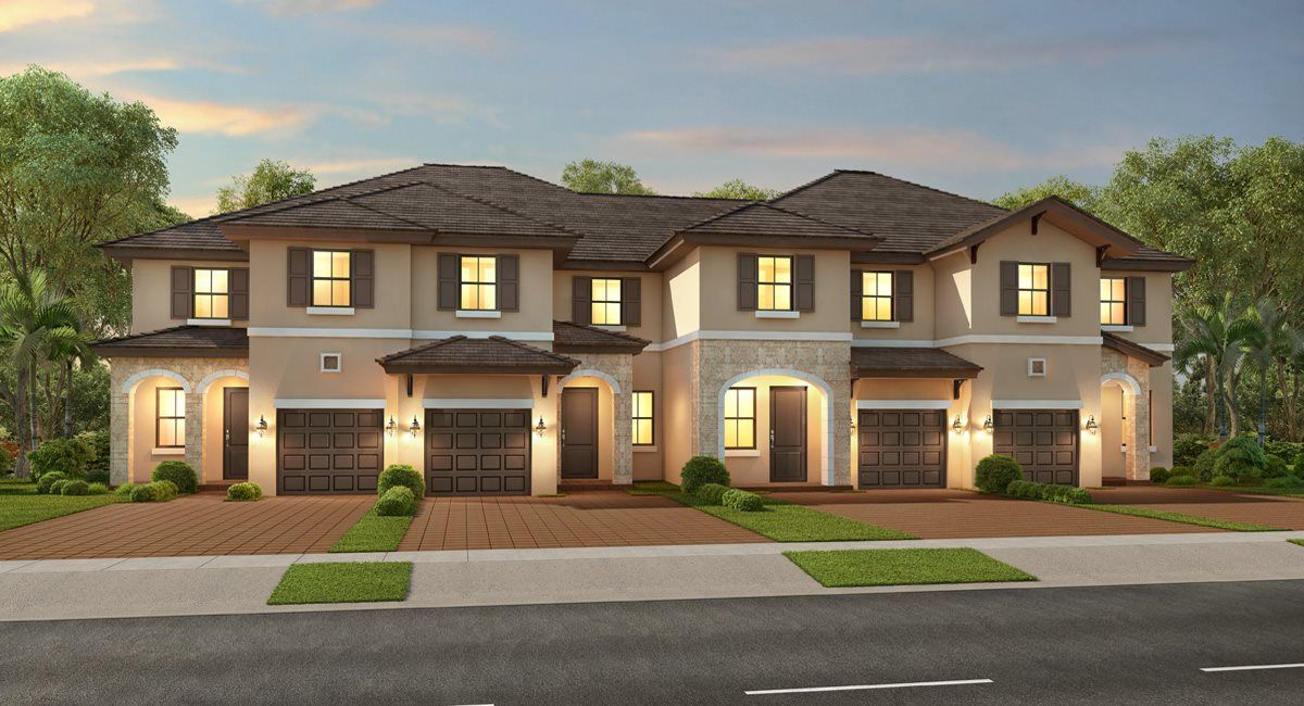 Exterior featured in the Kelby By Lennar in Miami-Dade County, FL