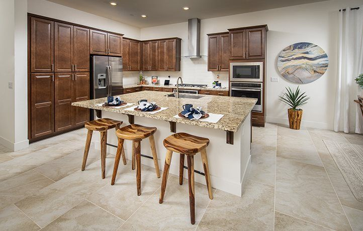 Kitchen featured in the Residence 1662 By Lennar in Sacramento, CA