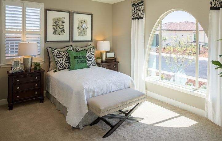 Bedroom featured in The Santa Barbara - Plan 2423 By Lennar in Sacramento, CA
