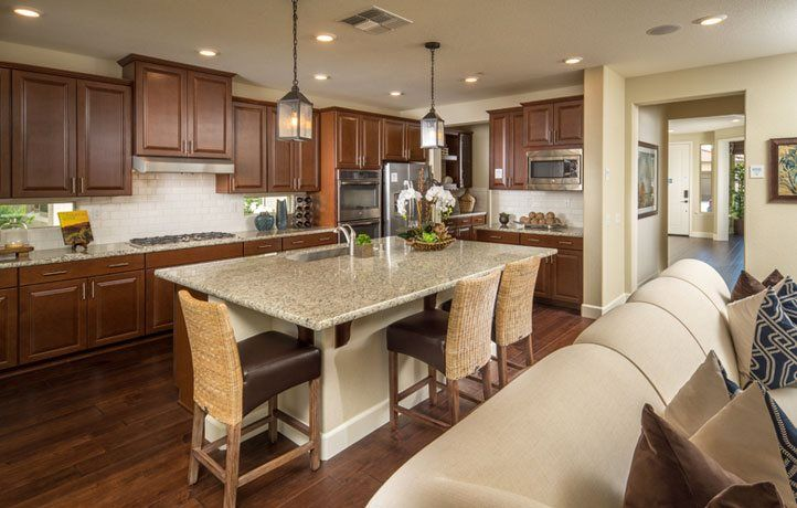 Kitchen featured in The Monterey - Plan 1977 By Lennar in Sacramento, CA