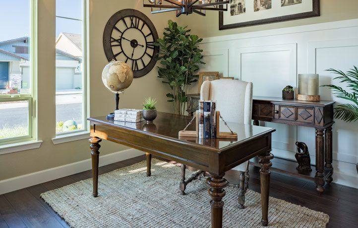 Living Area featured in The Monterey - Plan 1977 By Lennar in Sacramento, CA