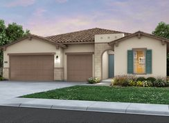 Residence 2650 - Heritage Solaire - Eclipse: Roseville, California - Lennar