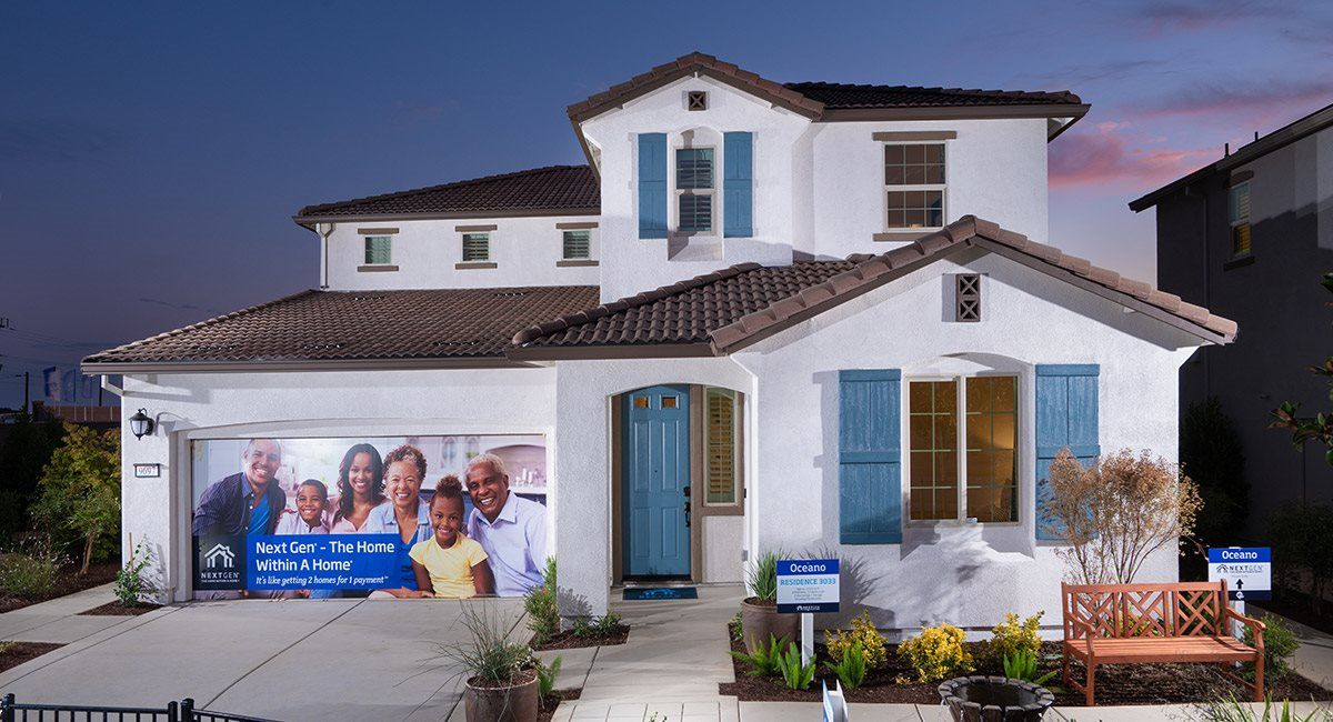 Exterior featured in the Residence 3033 By Lennar in Sacramento, CA