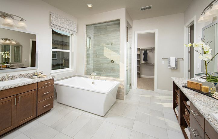 Bathroom featured in the Residence 2837 By Lennar in Sacramento, CA