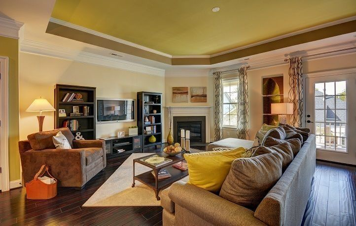 Living Area featured in the Huntley By Lennar in Washington, VA
