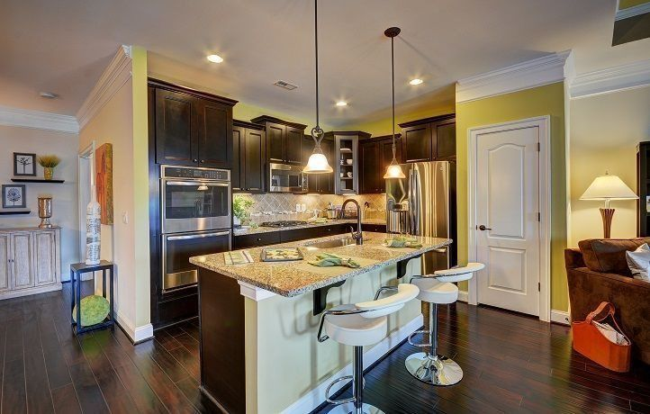 Kitchen featured in the Huntley By Lennar in Washington, VA
