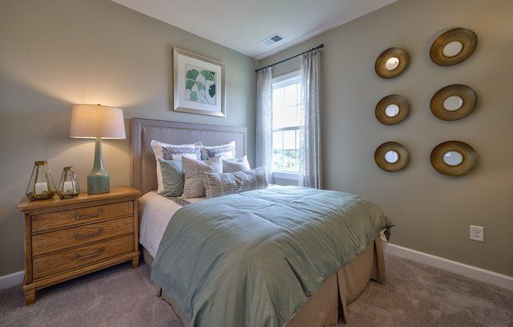 Bedroom featured in the Gilliam Basement By Lennar in Charlotte, NC